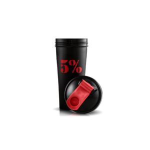 5% Shakebeker